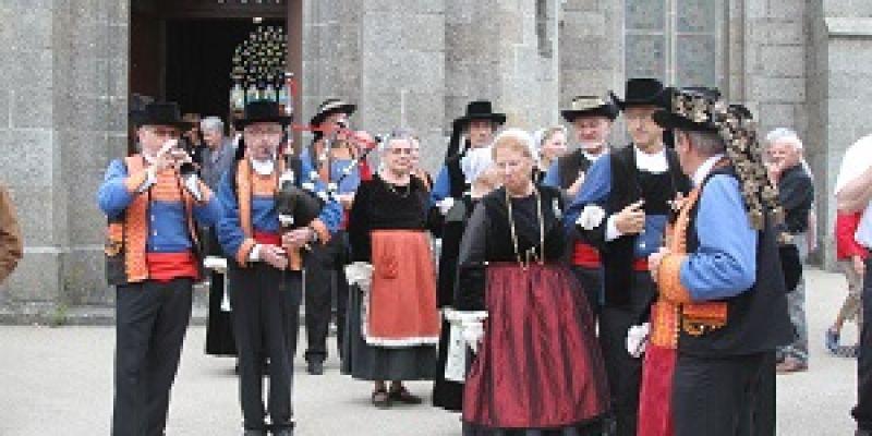 Danses et traditions bretonnes