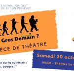 Soirée Théâtre/Débat : Tous Gros demain ? Redon