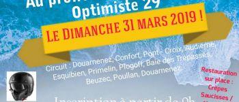 Loisirs - Balade moto au profit de l\association Optimiste 29 Douarnenez