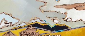 Exposition \La Ronde des Arts\ : Tibet et Albanie Plougasnou