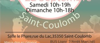 Salon \Destination Bien-Etre\ Saint-Coulomb