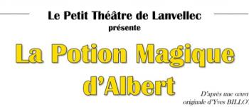 La Potion Magique d\Albert Trégrom