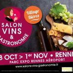 Salon Vins et Gastronomie de Rennes Bruz
