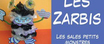 Atelier Kréa\Kids : Petits monstres Saint-Quay-Portrieux