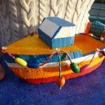Atelier petit chantier naval \Bateau Pirate\ 3-6 ans Guilvinec