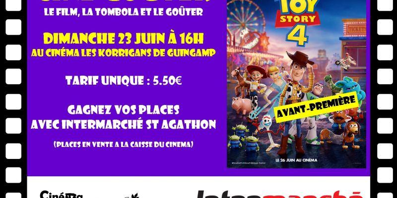 Ciné goûter: Toy Story 4