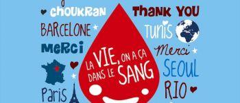 Collecte de don de sang Châteauneuf-du-Faou
