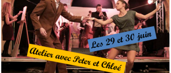 Stages de danses Lindy Hop et Blues Ploulech