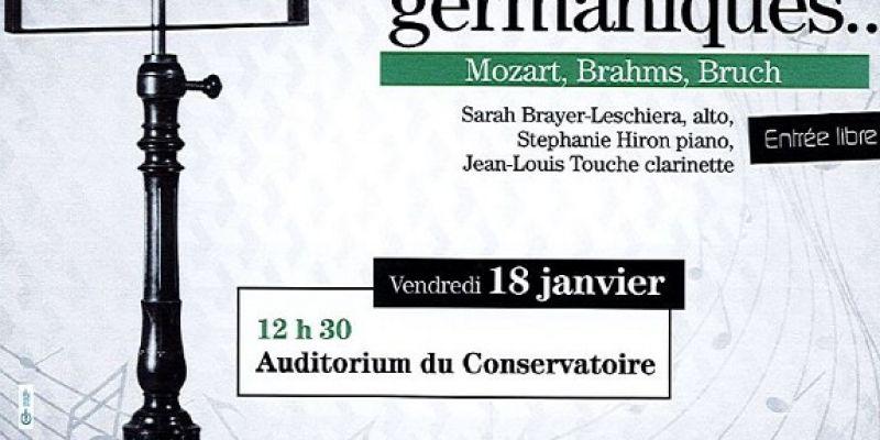Les conférences du conservatoire - LHarmonie des sphères