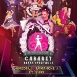 Repas spectacle cabaret Laz