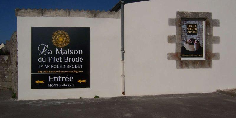 Maison du Filet Brodé