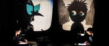 Théâtre d\ombres : \Mange tes ronces !\ - Cie Brigand rouge Guingamp