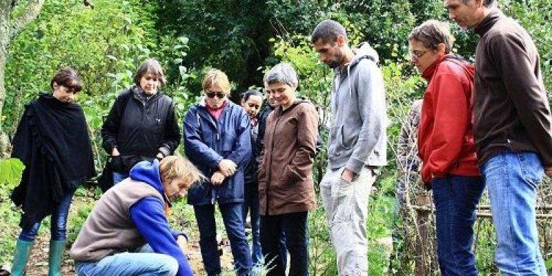 Visite de jardin La permaculture au jardin