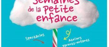 Semaines de la petite enfance - Atelier en-chante Pont-LAbbé