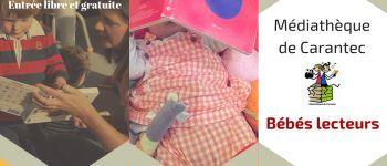 Médiathèque de Carantec : Bébés lecteurs Carantec