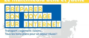 Atelier : préparer son voyage sur internet Vitré