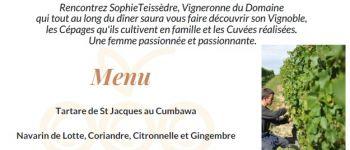 Dîner dégustation Pléneuf-Val-André