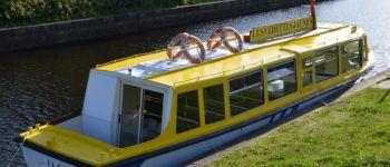 Croisière fluviale Vilaine-canal Redon