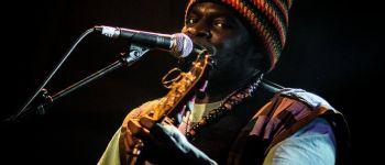 Abdoul Kamal - Concert reggae acoustique Pleumeur-Bodou