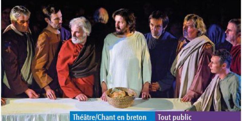 Ar vro Bagad - Théâtre breton