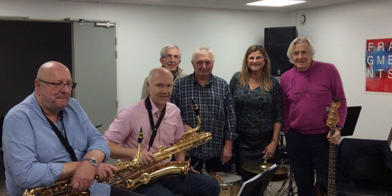 Showcase de lAtelier de jazz du Conservatoire