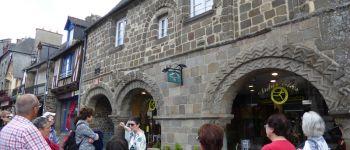 Visite \à thème\ de la cité médiévale Dol de Bretagne Dol-de-Bretagne