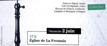 Festival La Route des Orgues - Balade romantique La Fresnais