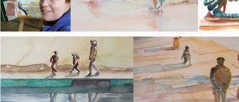 Atelier aquarelle Saint-Connan