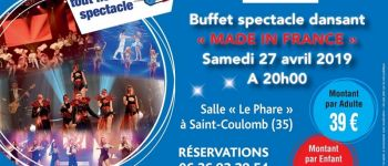Spectacle \Made in France\ Saint-Coulomb