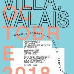Villa Valais - Clôture des résidences artistiques Saint-Brieuc