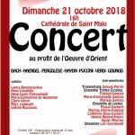 Concert Ars Viva Saint-Malo