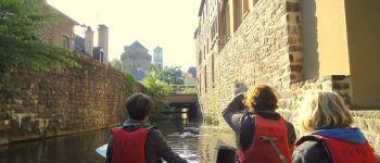 Visite guidée en canoë - Montfort-sur-Meu au crépuscule Montfort-sur-Meu