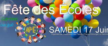 Kermesse des écoles de Kérourgué et La Garenne Fouesnant