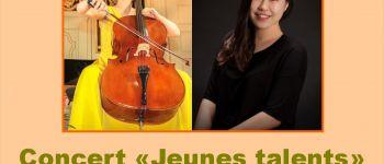 Concert jeunes talents Quintin