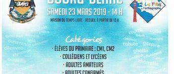 Championnat départemental d\orthographe et de langue française Bourg-Blanc