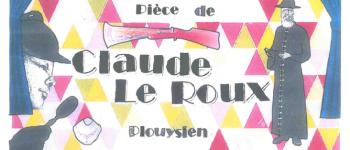 Théâtre \ Chez Balou \, pièce de Claude Le Roux Guingamp