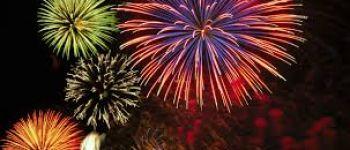 Bal et feu d\artifice du 14 Juillet Sibiril