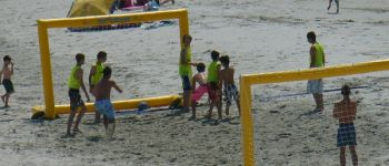 Foot de plage ! Plouarzel