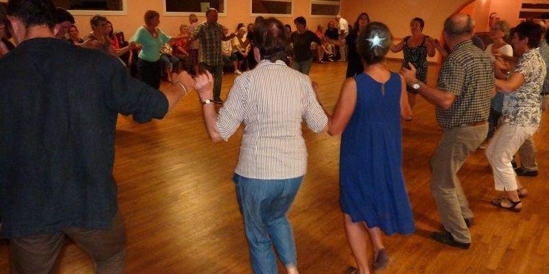 Cours de danses bretonnes