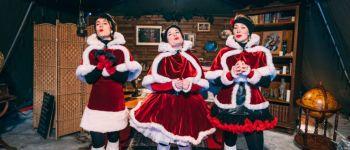 the Turkey Sisters chantent Noël ! Lamballe-Armor