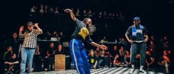 Les Renc\arts Hip-Hop : Wild West Battle Brest