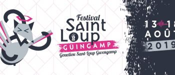 Festival de la Saint-Loup : soirée rock celtique avec Epsylon et Merzhin en concert Guingamp