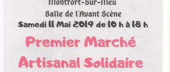 Marché Artisanal Solidaire Montfort-sur-Meu