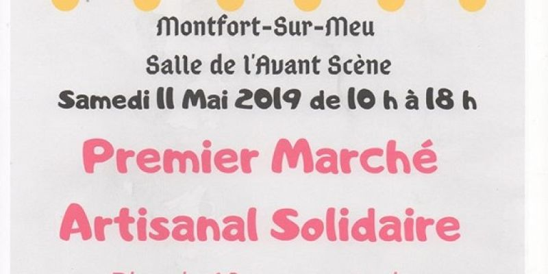 Marché Artisanal Solidaire