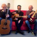 Dan Ar Braz trio guitares - Concert Trébeurden