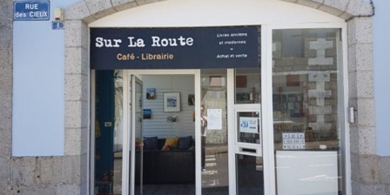 Exposition Entre terre et mer Café-Librairie Sur la Route