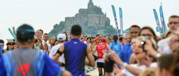 Run In Mont-Saint-Michel : Le marathon Cancale