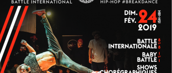 Battle International Hip-Hop - UnVsti Event Saint-Brieuc