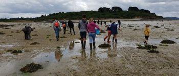 Coquillages & crustacés: secrets de la marée basse Plouezoch