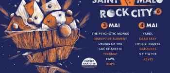 Saint-Malo Rock City #6 Saint-Malo